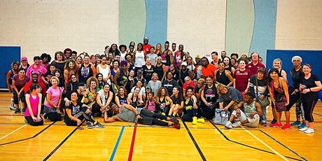 12th Annual Ryan Clark Zumba FUN Raiser tickets