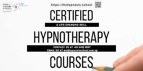 Practitioner Certificate In Hypnotherapy (PCHyp) - Module 101 tickets