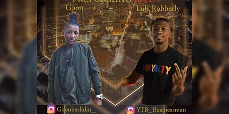 Goon and Robberly  LIVE tickets