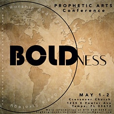 Worship God's Strategy: BOLDNESS tickets