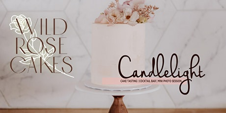 Candlelight Cake Tasting tickets