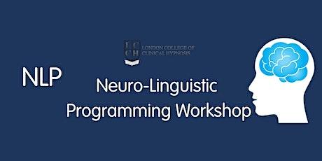 NLP(Neuro-Linguistic Programming) Workshop tickets