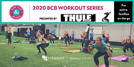 FREE BCB Body Back Workout with FIT4MOM DuPage County Presented by Thule! (Lombard, IL) tickets