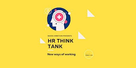 HR Think Tank #5 | New Ways of Working tickets