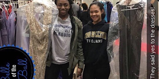Free Prom Dresses !!  Belles of the Ball