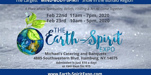 Angie & Santosha at Earth Spirit Expo