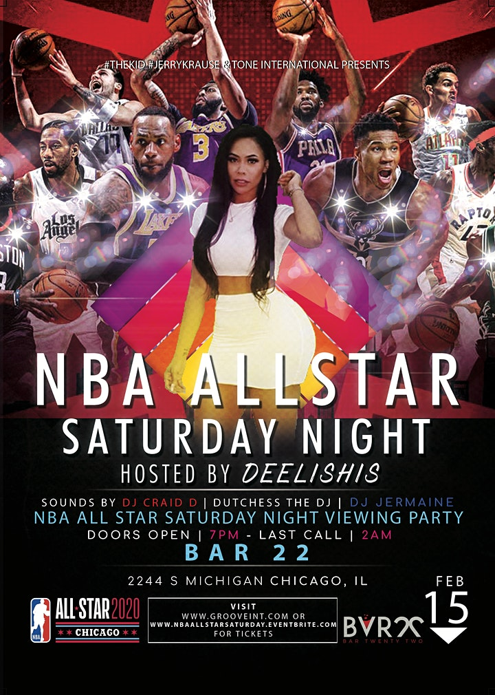 NBA All Star Saturday (Day & Night Event) Hosted b image