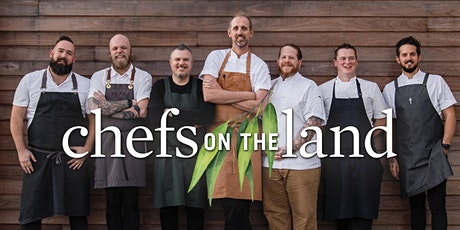 Chefs on the land tickets