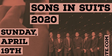 Sons in Suits 2020: Spring Edition tickets
