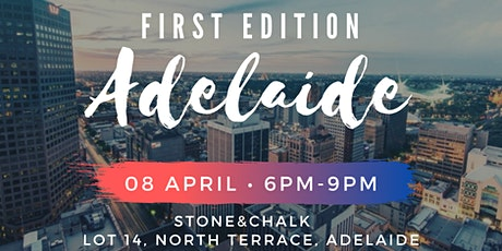 Startup&Angels Adelaide #1 - First Edition tickets