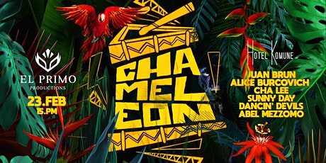 Chameleon Carnaval Edition tickets