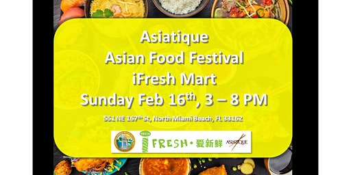 Asiatique Asian Food Festival