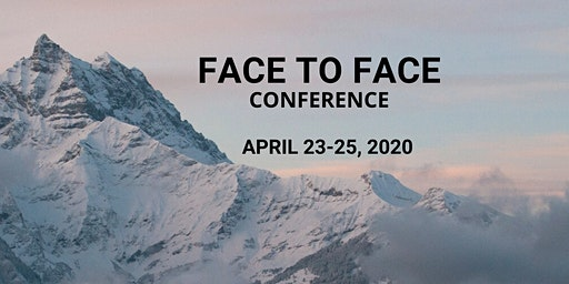 """FACE TO FACE"" Conference with Don & Christine Potter"