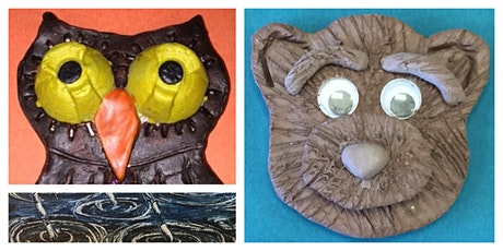 Canvas & Clay Weekly Class (5-12 Years) tickets