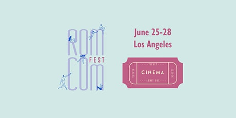 Rom Com Fest Badges tickets