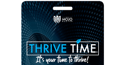 Thrive Time – Adelaide tickets