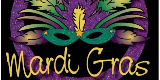 Angela Bday Sip-N-Paint ... MARDI Gras Edition