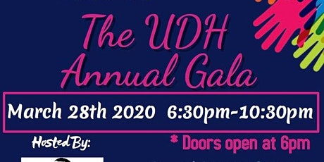 UDH Annual Gala tickets