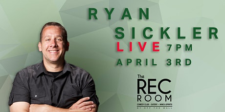 Ryan Sickler tickets