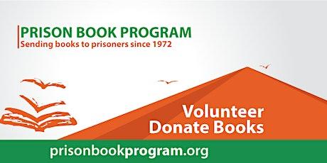 Columbia Community Outreach - Prison Book Club tickets