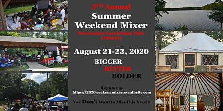 5th Annual Summer Weekend Mixer tickets