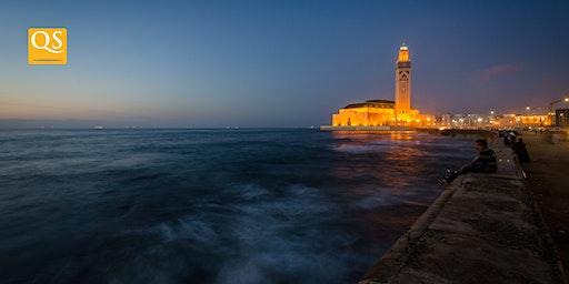 Casablanca's Largest MBA Event! QS MBA Tour