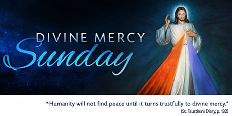 Divine Mercy Sunday - 2020 tickets