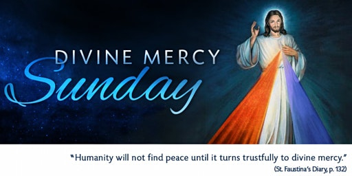 Divine Mercy Sunday - 2020