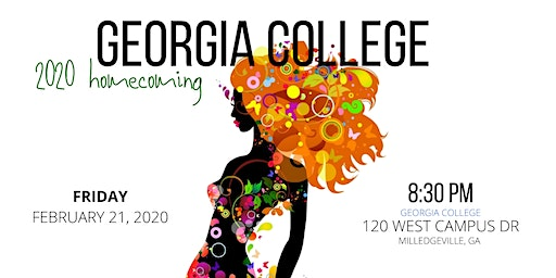 Georgia College Homecoming 2020 Sip & Paint Party