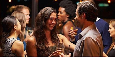 Make new friends - like-minded ladies & gents! (21-45)(FREE Drink/Geneva) tickets