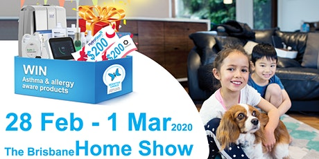 The Brisbane Home Show tickets