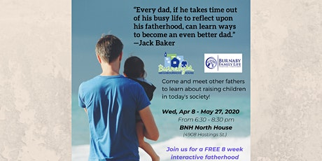 FREE Fatherhood Program tickets