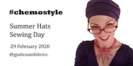 Chemostyle Hat-Making Workshop tickets