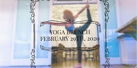 Yoga & Mimosa's tickets