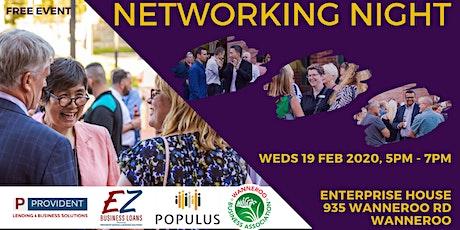 FREE Business Networking Night - Wanneroo tickets