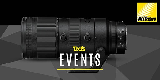 Nikon - 70-200mm f/2.8 S Touch and Try | Maroochydore