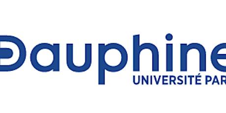 LEVEL20 pour DAUPHINE - Business School Outreach - Objectif de développement durable n° 5 : égalité entre les sexes tickets
