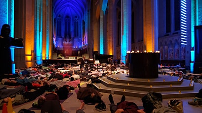 Flow Piano Sound Bath at Grace Cathedral (Spring Equinox) tickets