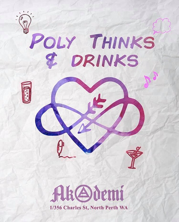 Poly Thinks and Drinks image