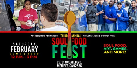Soul Food Fest tickets