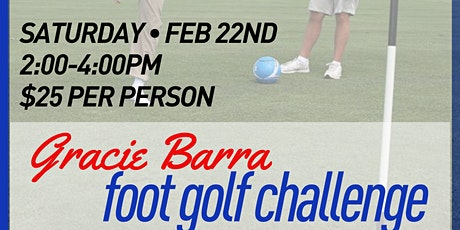Family Foot Golf! tickets