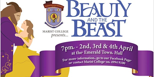 Beauty and the Beast - Marist College Emerald