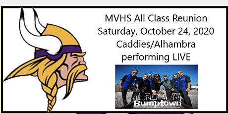 Mountain View High School (MVHS) All Class Reunion tickets