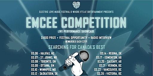03.17 Emcee Competition ( Edmonton)