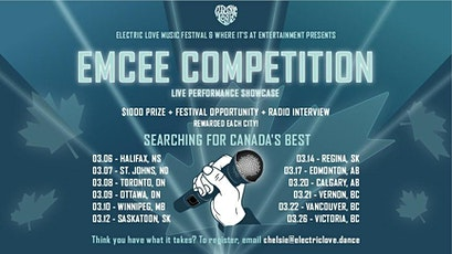 03.20 Emcee Competition (Calgary) tickets
