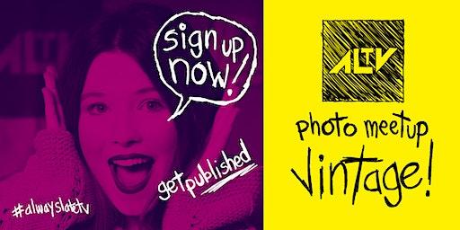 Photo Meetup - Vintage Theme