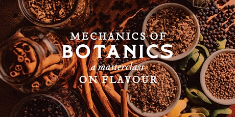 Mechanics of Botanics - Gin Masterclass with Never Never Distilling Co tickets