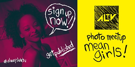 Photo Meetup - Mean Girls tickets