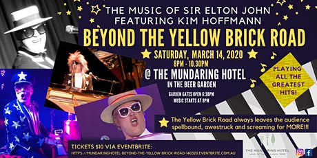 Beyond the Yellow Brick Road - A Tribute to Sir Elton John tickets