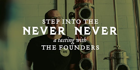 Step Into The Never Never - Founders Masterclass tickets